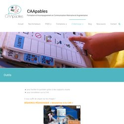 Outils - CAApables