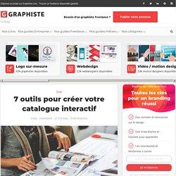 7 outils pour créer votre catalogue interactif