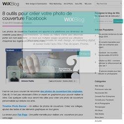 8 Outils Pour Couverture Facebook - Le Blog de Wix.com