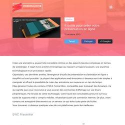 8 outils pour créer votre présentation en ligne