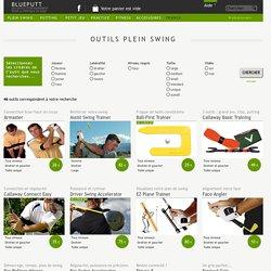 Outils de golf dédié au Plein Swing - Blueputt.com