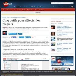 Cinq outils pour détecter les plagiats - ZDNet