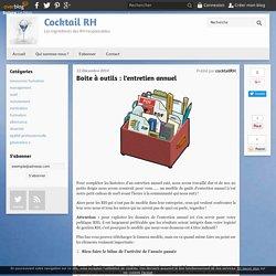 0316 Boite à outils : l'entretien annuel - Cocktail RH