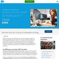 Quels sont les outils de fidélisation ? - Salesforce