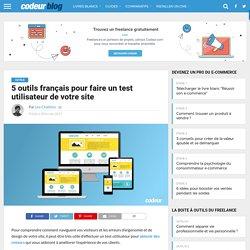 5 outils français pour faire un test utilisateur de votre site