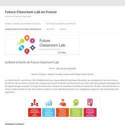 La Boite-à-Outils du Future Classroom Lab