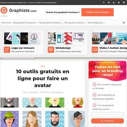 10 outils gratuits en ligne pour faire un avatar