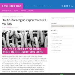 Trois outils pour raccourcir les liens (Les Outils TICE)