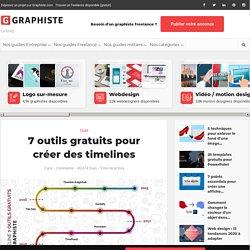 7 outils gratuits pour créer des timelines