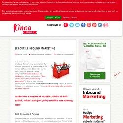 Les outils Inbound Marketing