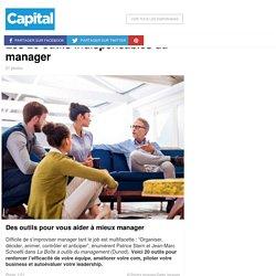 Les 20 outils indispensables du manager
