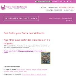 NOS FILMS et TOUS NOS OUTILS Libres Terres des Femmes