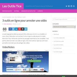 3 outils en ligne pour annoter une vidéo