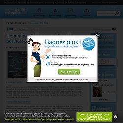 Les outils en ligne pour réaliser son business plan