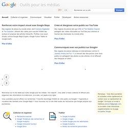 Media Tools – Google