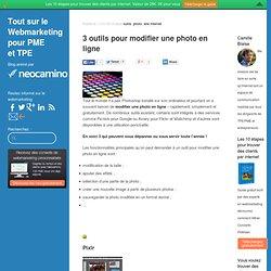 3 outils pour modifier une photo en ligne par Neocamino