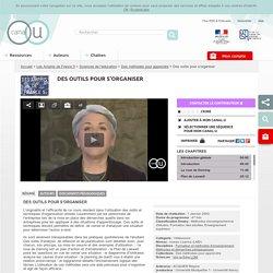 Des outils pour s'organiser - Les Amphis de France 5