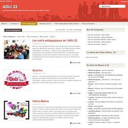 Outils pédagogiques - ADIJ 22