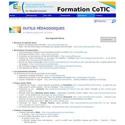 Outils pédagogiques - Formation CoTIC