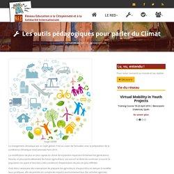 Les outils pédagogiques pour parler du Climat