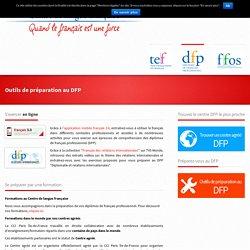 Outils de préparation au DFP