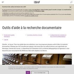 Outils d'aide à la recherche documentaire