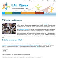 EcritureCollaborative