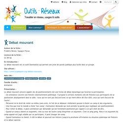 Debat Mouvant / Outils-Réseaux