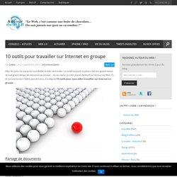 10 outils pour travailler sur Internet en groupe