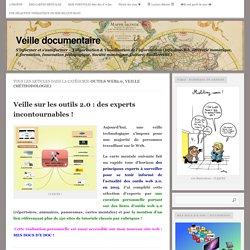OUTILS Web2.0, VEILLE (méthodologie)