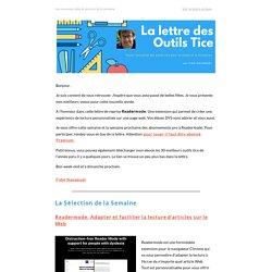 Lire des articles Presse, Web, ...