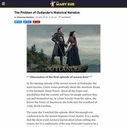 The Problem of Outlander's Historical Narrative