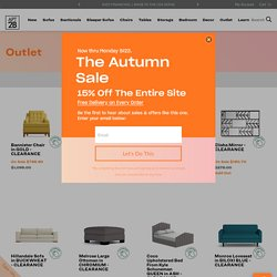 Outlet: Best Deal Clearance Sofas, Beds, Decor & More