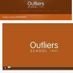 Outliers School KNOWMADS. 4 al 14 de noviembre 2013