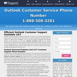 How to Set Up Outlook 2007 to Send and Receive Email