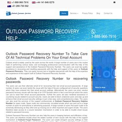 Outlook Forgot Password