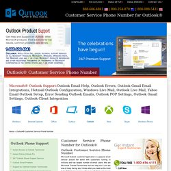 888-606-4841-Outlook® Customer Service Phone Number