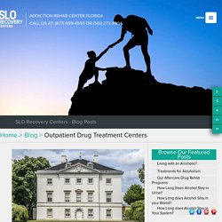Outpatient Drug Treatment Centers - SLO Recovery Centers