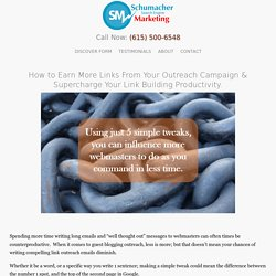 5 Blogger Outreach Strategies to Maximize Link Building