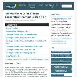 The Outsiders Lesson Plans: Cooperative Learning Lesson Plan - BrightHub Education