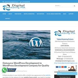 Outsource WordPress Development to WordPress Development Company