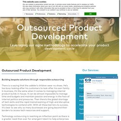 Outsource Product Development Company