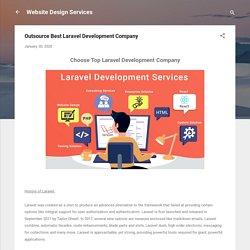 Top Laravel Development Company