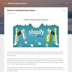 Outsource Shopify Design Company