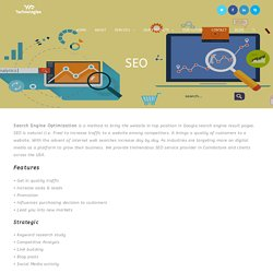 Best SEO services in India,Outsource SEO in US