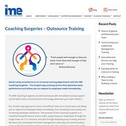 Online Outsource Training in Londin