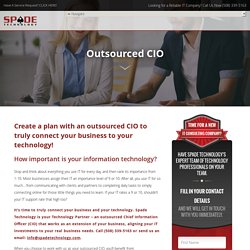 IT outsourcing boston