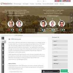 HTML5 Boilerplate Spezialist