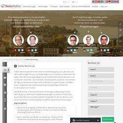 Twitter Bootstrap Entwicklung Agentur