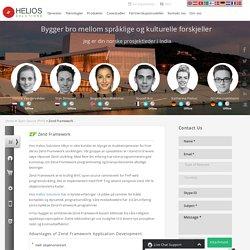 Outsourcing Zend Framework Utvikling Agency
